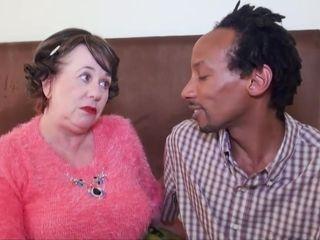 Grandma bi-racial hookup