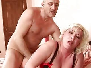 Blond Grandmas Hard Sex Compialtion