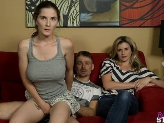 Big-chested Step-Daughter romp