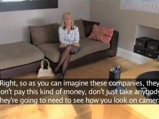 FakeAgentUK Mature cougar wants youthful man prick on request - HardSexTube