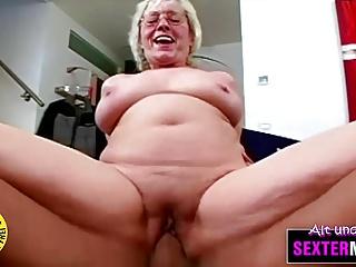 Oma (73) ist eine Drecksau