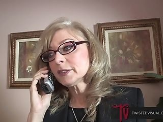 Nina Hartley Slutty Corporate Stepmom